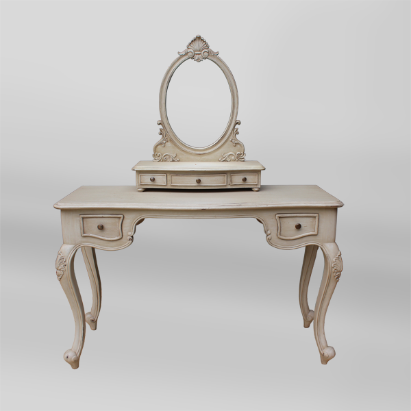 French Provincial Dressing Mirror