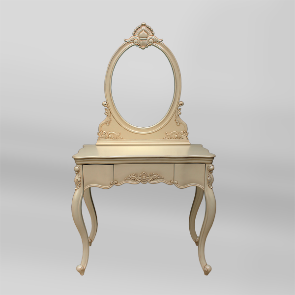 French Country Dressing Mirror